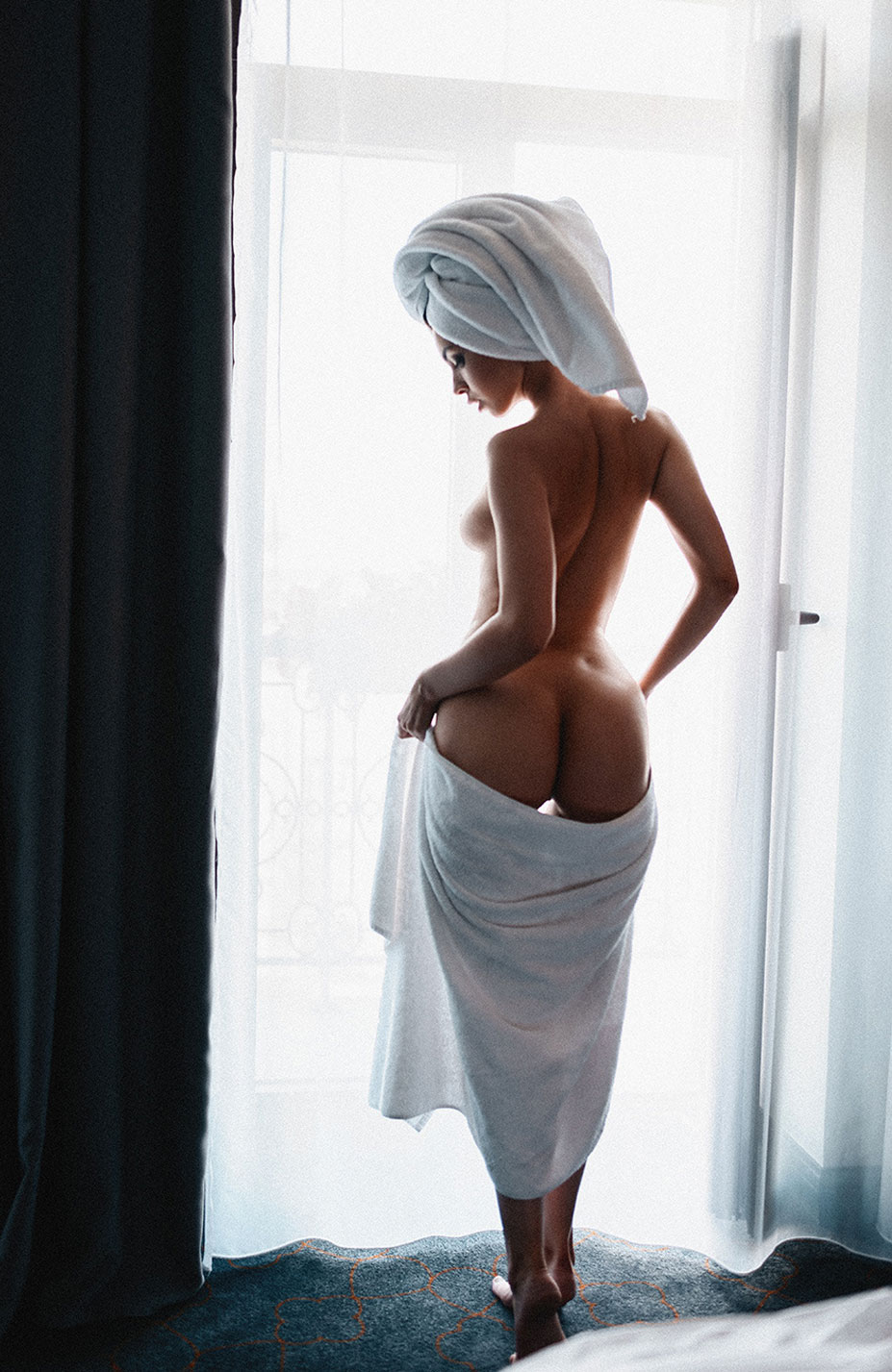 Сексуальная и почти голая Таня Фрост / фото 10