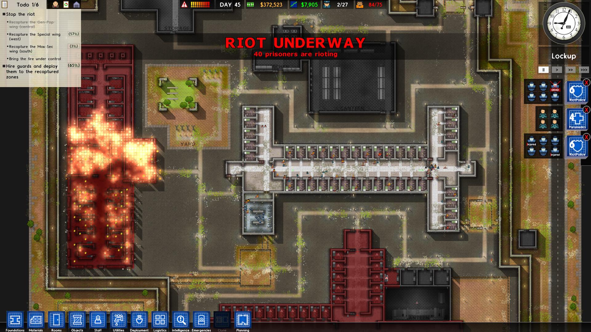 Prison Architect Captura 1