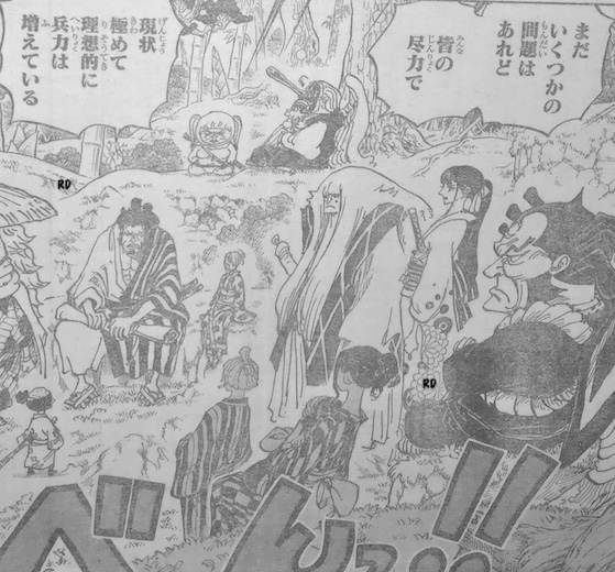 One Piece Spoilers 954 Riwxddly_o