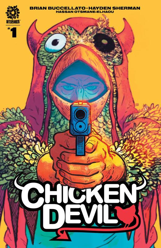 Chicken Devil 001 (2021)