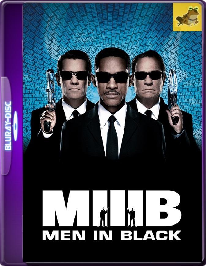 Hombres De Negro 3 (2012) Brrip 1080p (60 FPS) Latino / Inglés