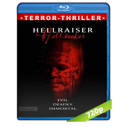 Hellraiser 6 En Busca Del Infierno (2002) BRRip 720p Audio Trial Latino-Castellano-Ingles 5.1