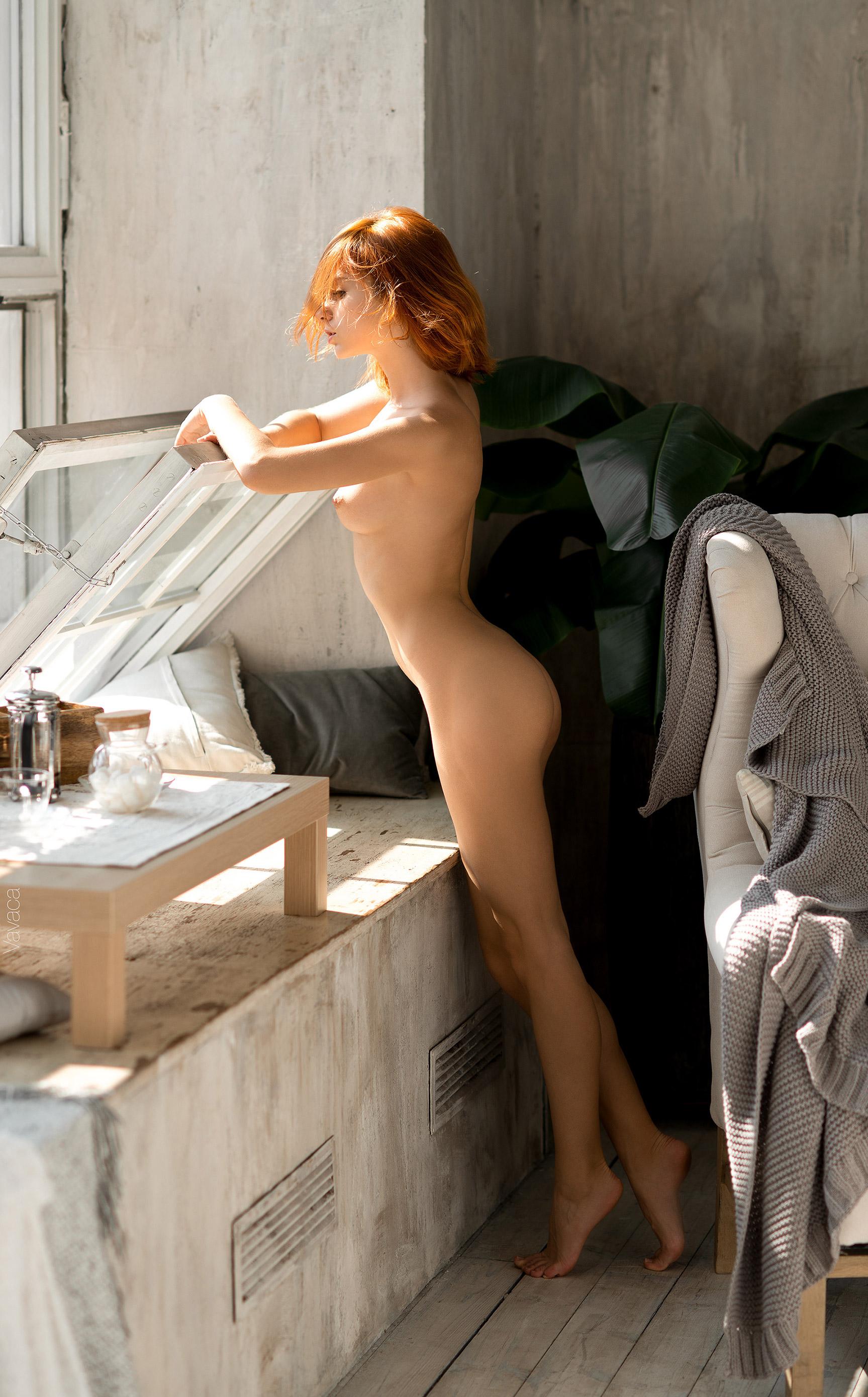 Солнечная, голая и сексуальная Марта Громова / Marta Gromova by Vladimir Nikolaev