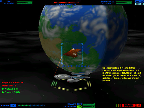 Star Trek: Starfleet Command Gold Edition Captura 2