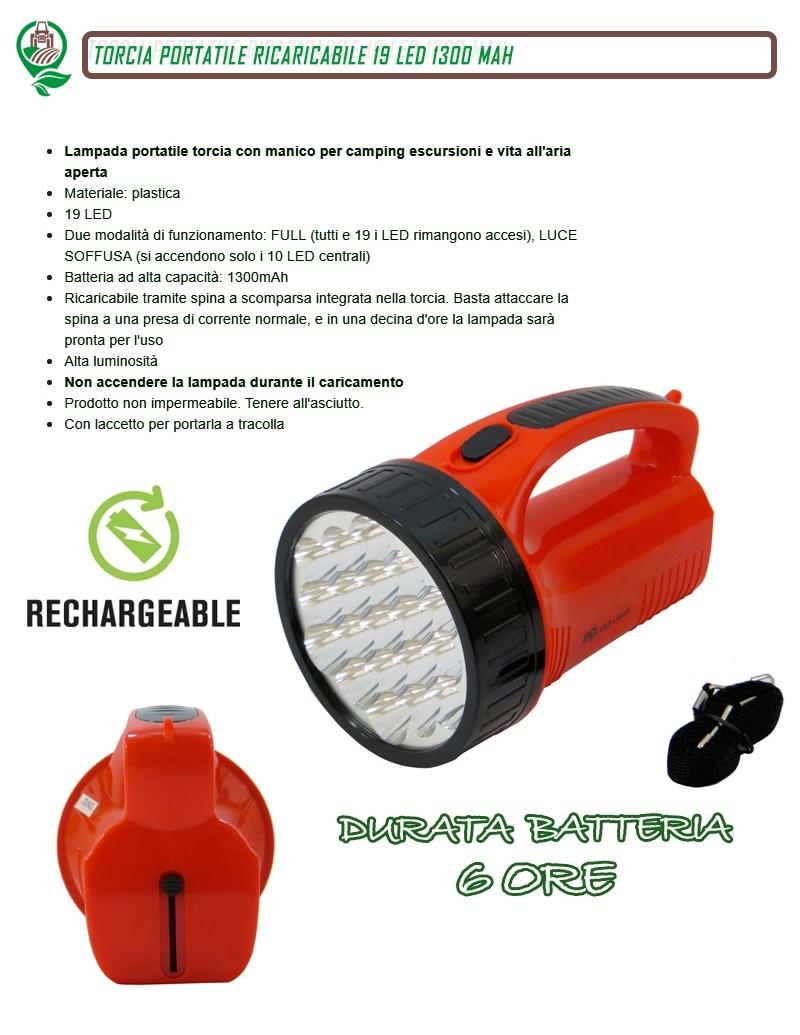 6 19 Sur Led Puissante Torche Détails Lumière Rechargeable Très Autonomie Lampe Réglable OZiXTwPku