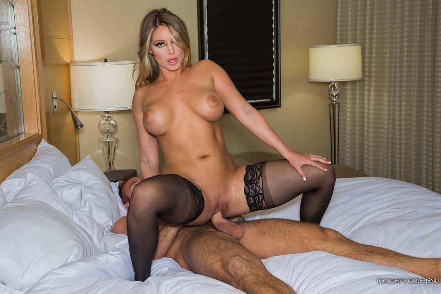 Kayley Gunner, Chad White – Submissive HD Porn – Tonight's Girlfriend
