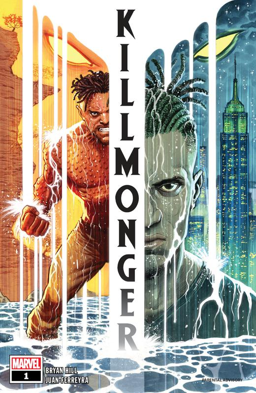 Killmonger #1-5 (2019) Complete