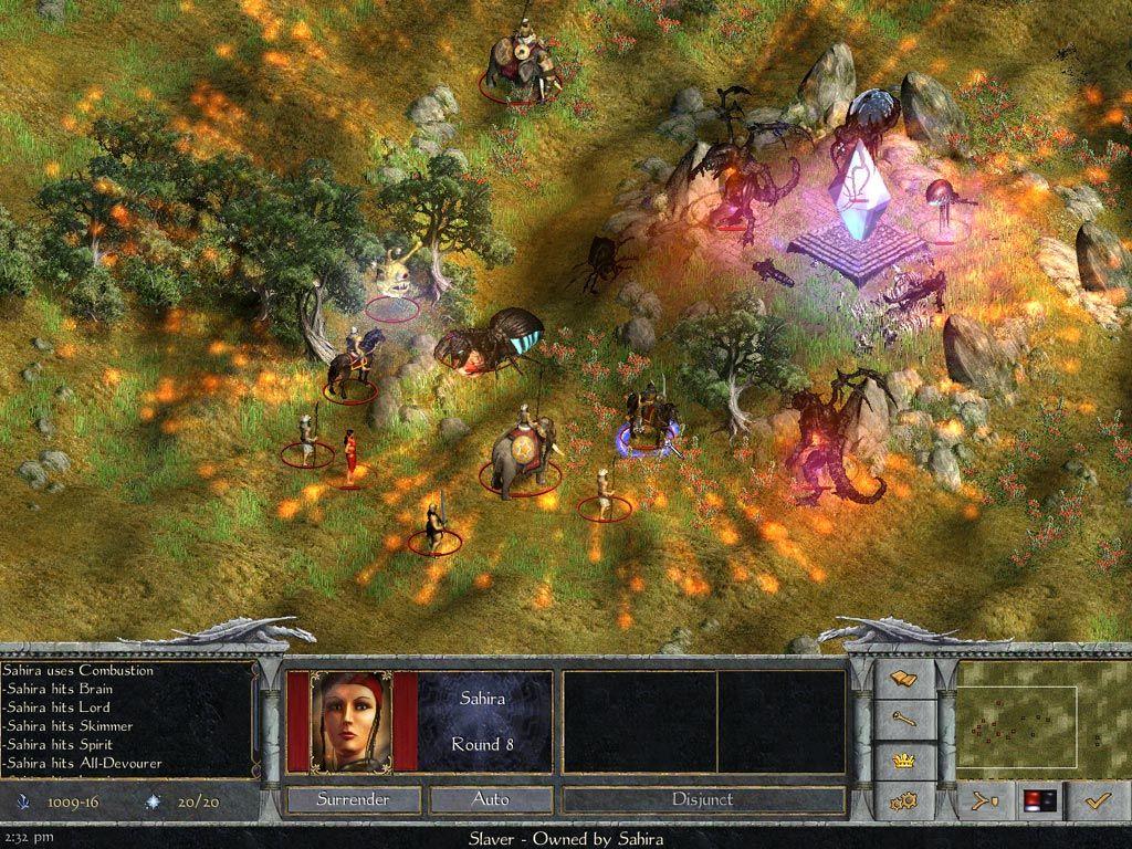 Age of Wonders: Shadow Magic Captura 3