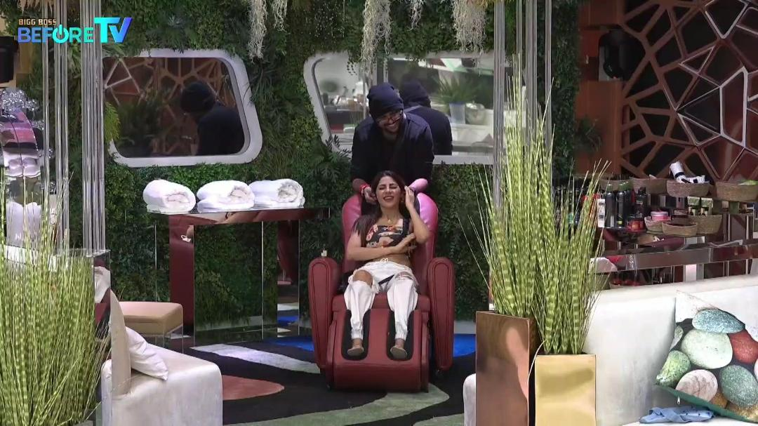 Big Boss S14 EP 10 2020 Nikki's Spa Time 1080p Voot WEB-DL AAC 2 0 H264-Telly