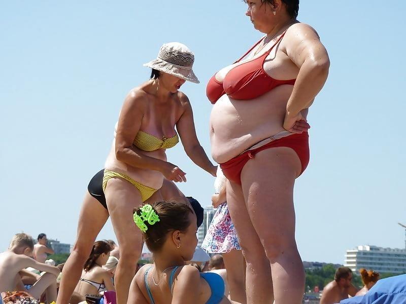 Nude big boobs on beach-9511