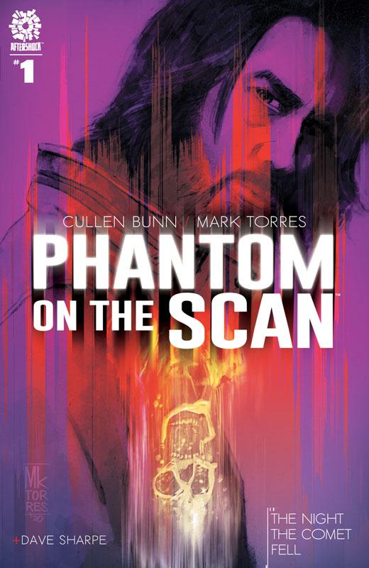 Phantom on the Scan #1-5 (2021)