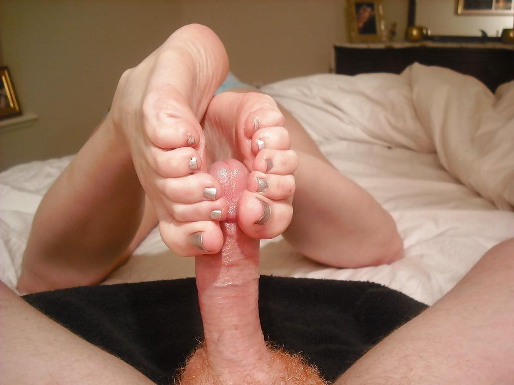 Feet sex kiss-6608