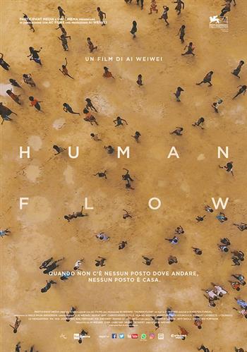 Human Flow (2017) .avi WEBRip x264 AAC -ITA