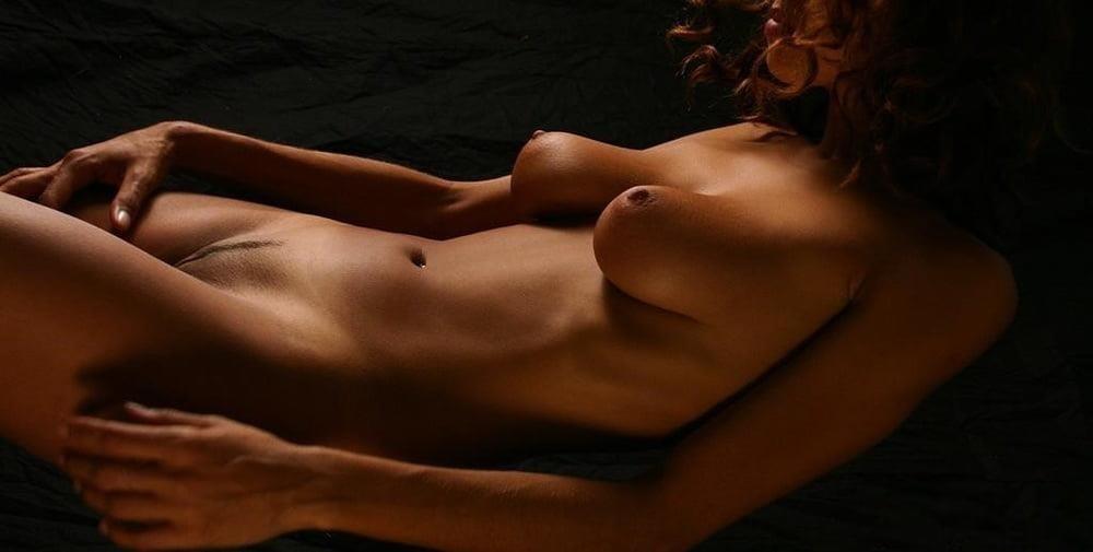 Ebony black naked women-6657