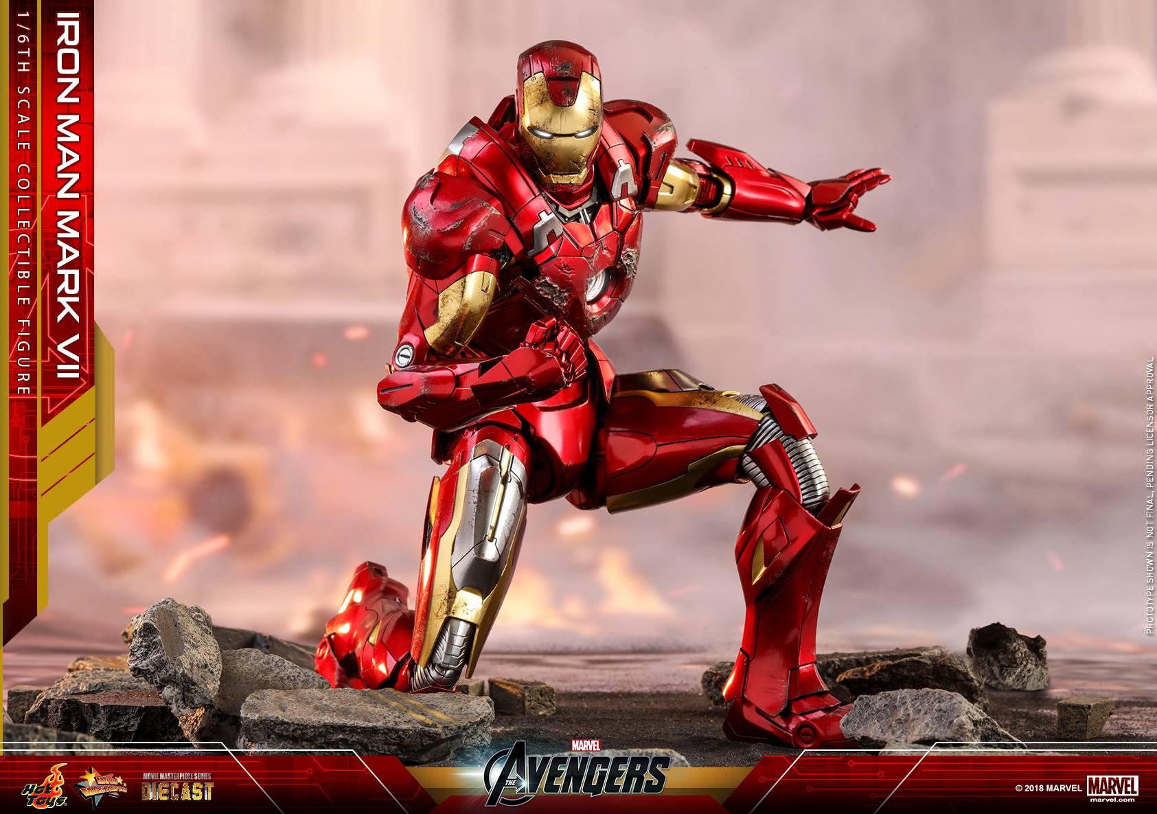 The Avengers - Iron Man Mark VII (7) 1/6 (Hot Toys) Mj1Rko3n_o