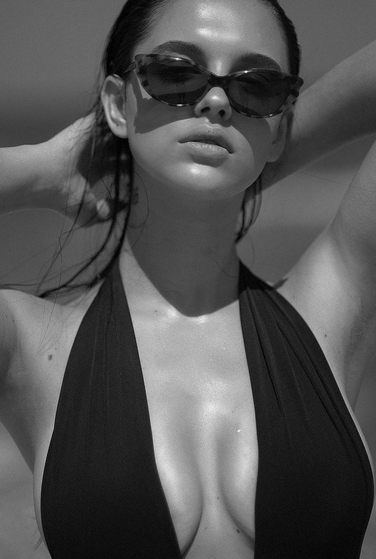 каменный пляж / Alina Mod by Vladislav Spivak