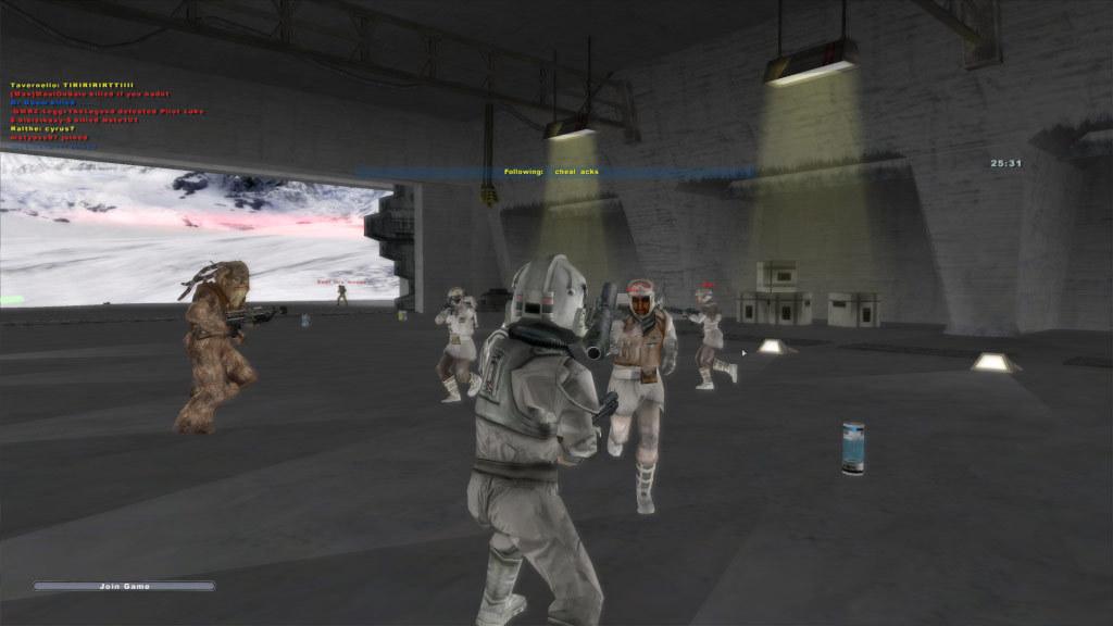Star Wars: Battlefront II Captura 2