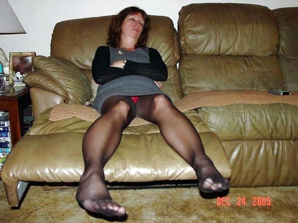 Mature foot fetish sex-3420