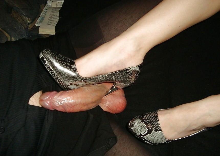 Ladies foot sex-4234