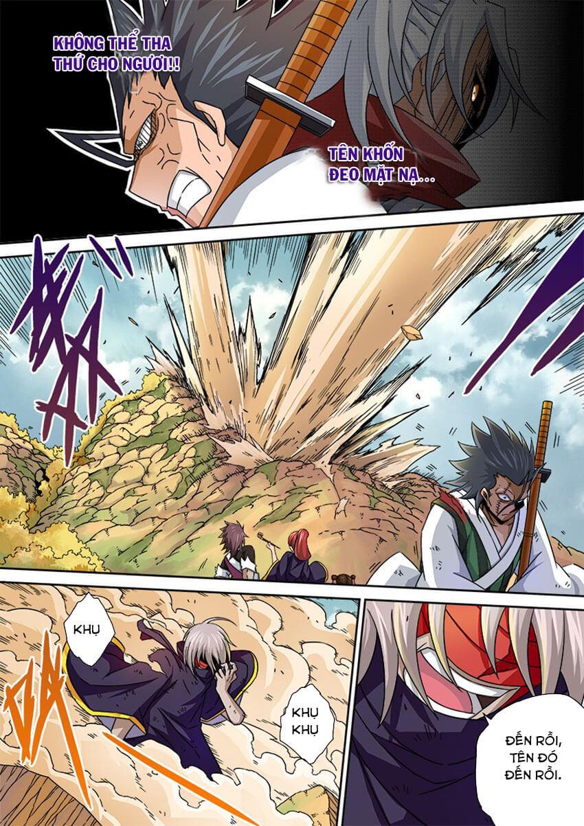 Quyền Bá Thiên Hạ Chapter 14