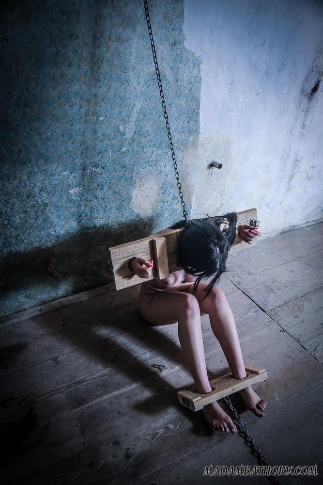 Teen nude slave-3755