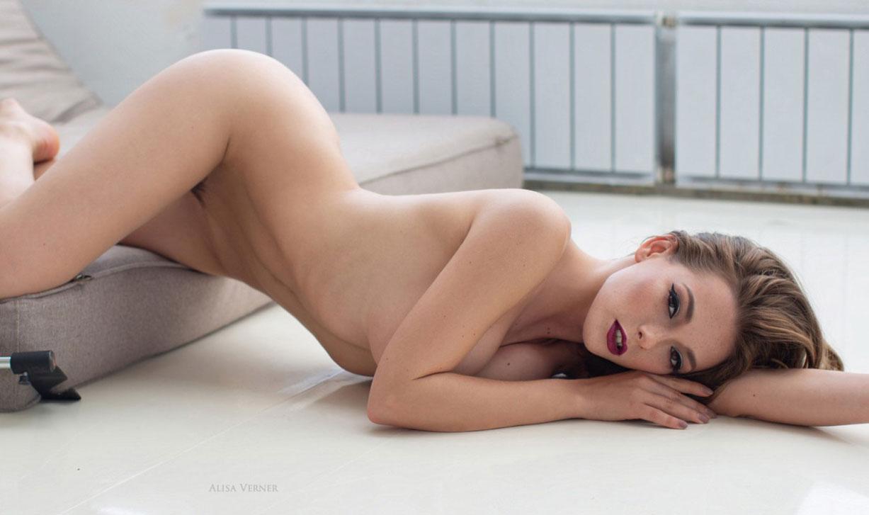 Ольга Кобзар, фотограф Алиса Вернер / фото 01
