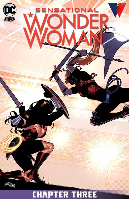 Sensational Wonder Woman #1-14 (2021)