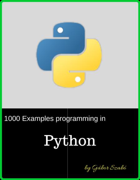 1000 Python Examples