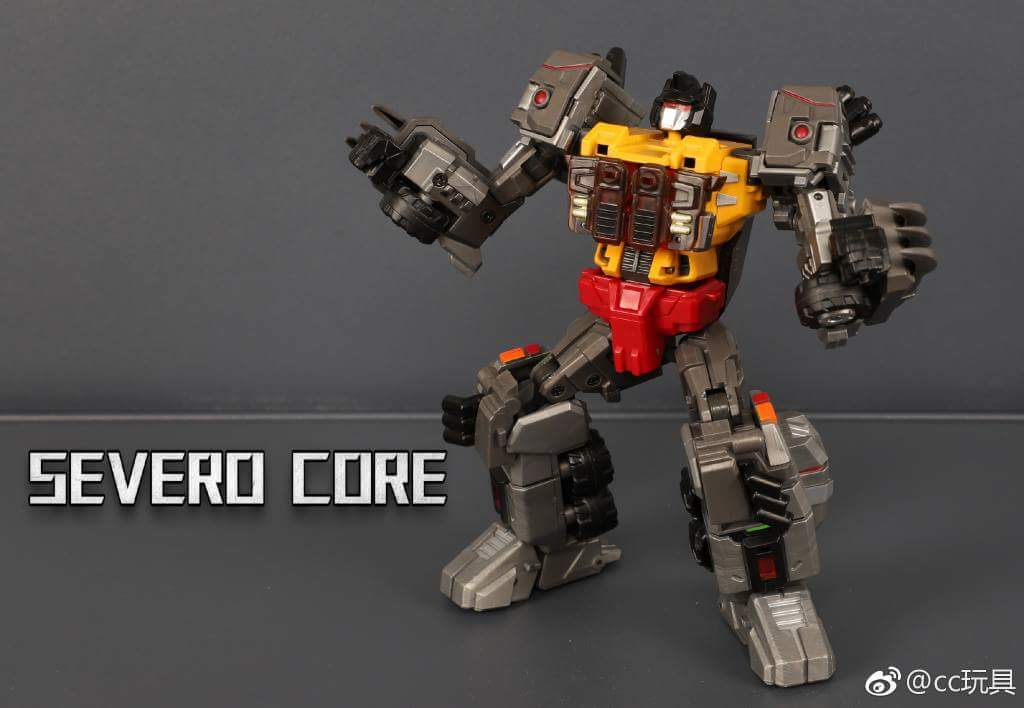 [FansProject] Produit Tiers - Jouets LER (Lost Exo Realm) - aka Dinobots - Page 3 S4mvWtoO_o