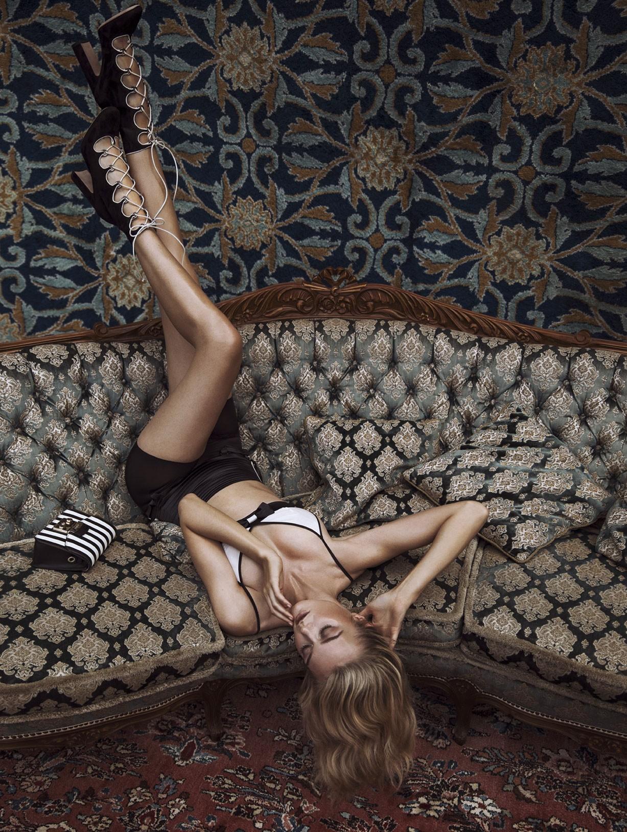 Signe Rasmussen by Lina Tesch - La Nouvelle lingerie