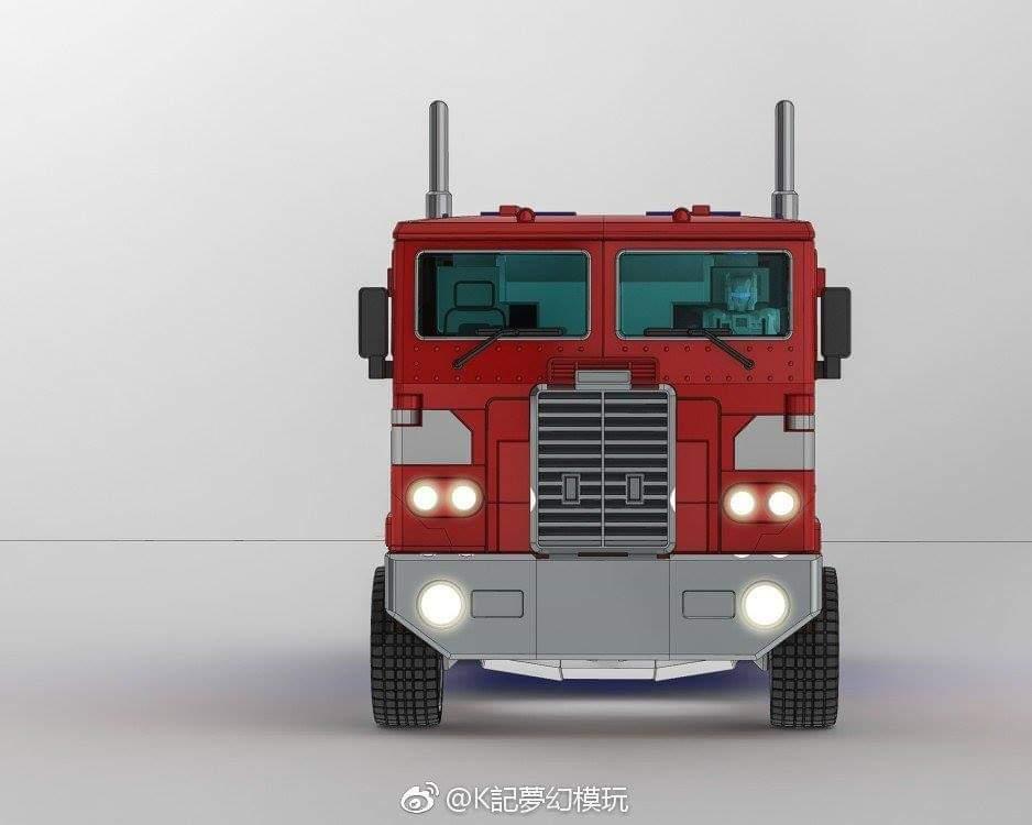 [KFC Toys] Produit Tiers - PC-14 Raijin + PC-15 Grand Raijin + P-16 Raiju - aka Ginrai (Powermaster Optimus) + Remorque de Ginrai + Godbomber = God Ginrai (TF Masterforce) KPhxxZ4p_o