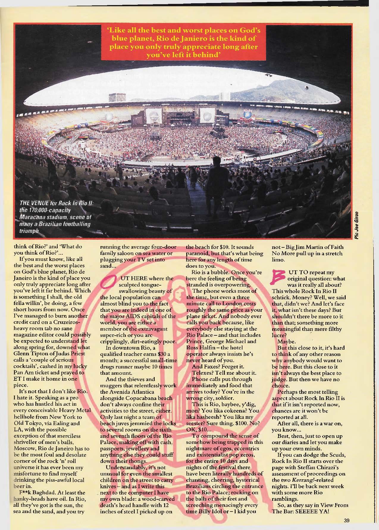 1991.02.09/16/23 - Kerrang - The Noize from Brazil (I, II, III) GkvFnN2D_o