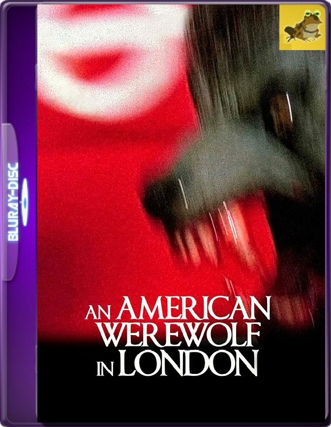 Un Hombre Lobo Americano En Londres (1981) Brrip 1080p (60 FPS) Latino / Inglés