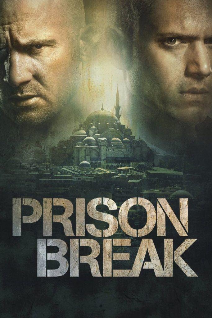 Prison Break SEASON5 S05 COMPLETE 720p WEB-DL HEVC