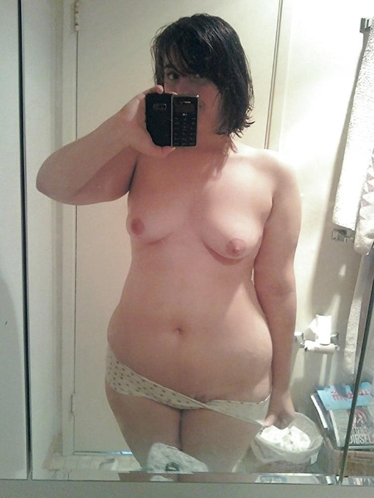 Topless sexy selfies-6511
