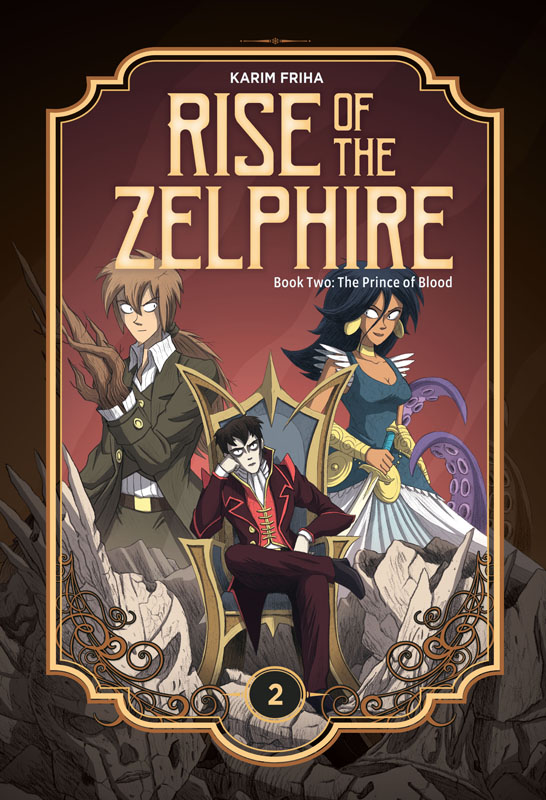 Rise of the Zelphire 01-03 (2020)