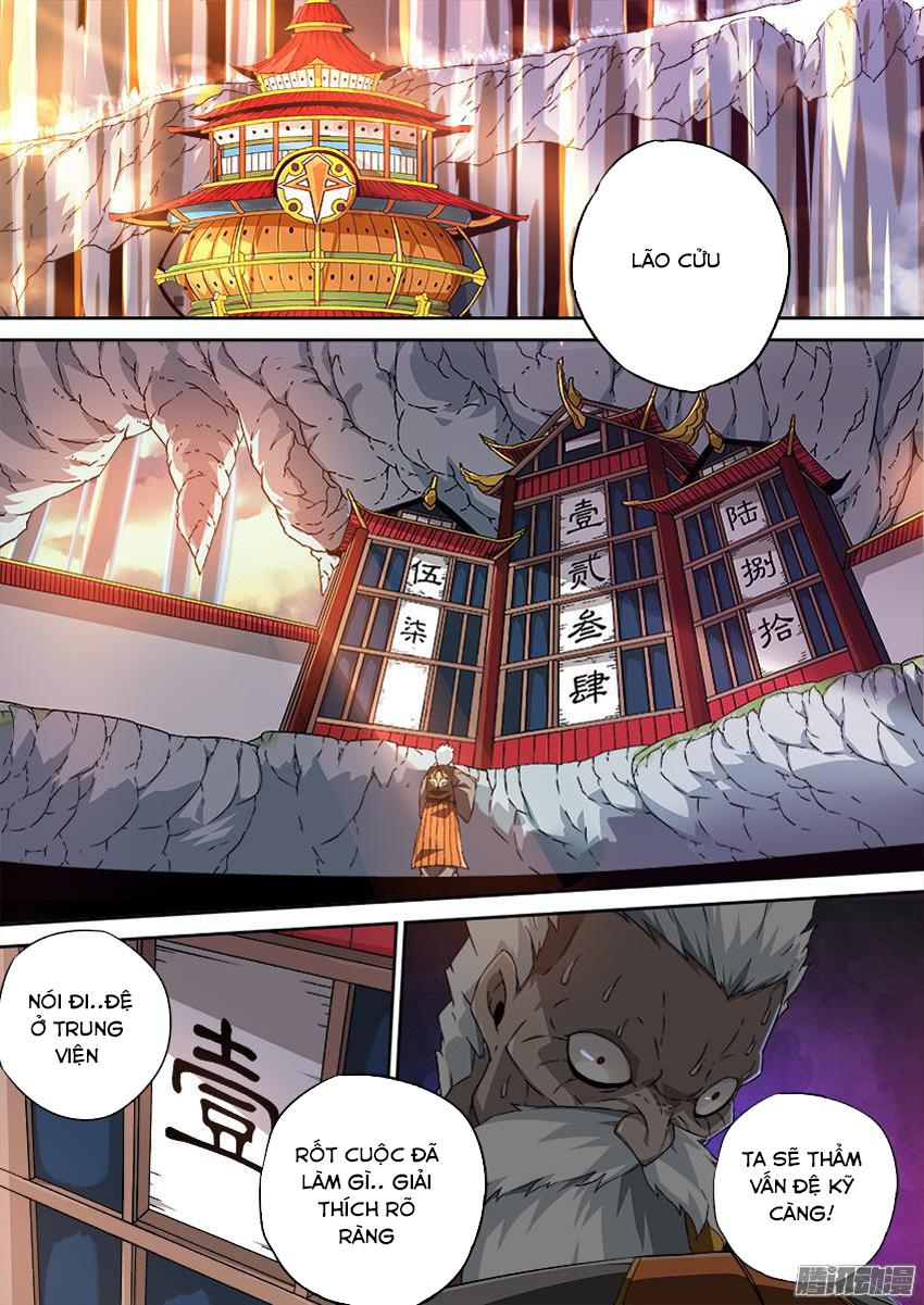 Quyền Bá Thiên Hạ Chapter 125