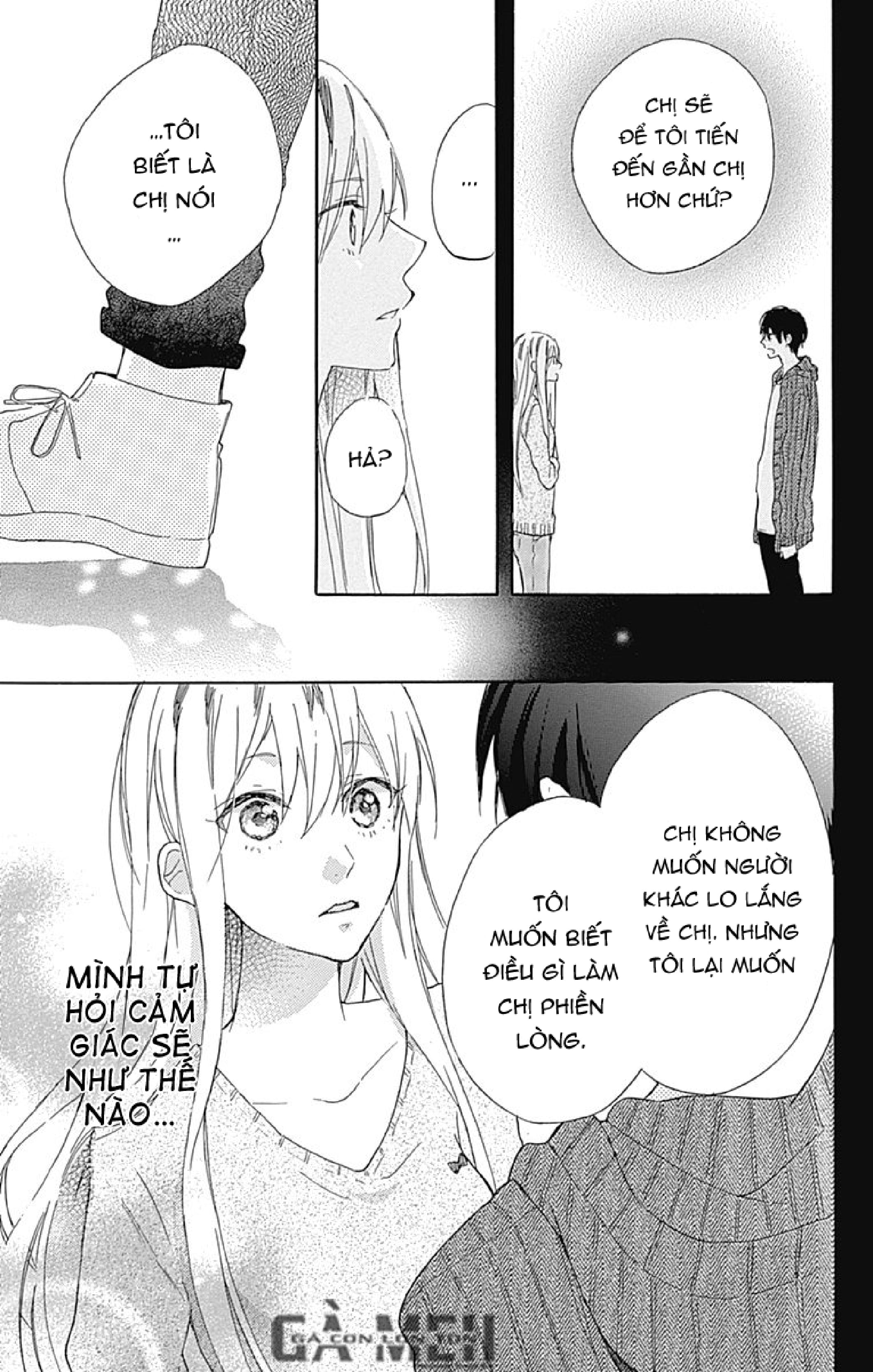 Stella To Mille Feuille chap 3 - Trang 39
