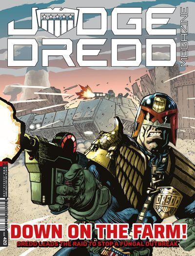 Judge Dredd Megazine 420 (2020)-P2P