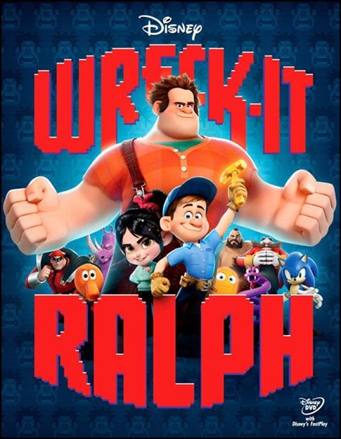 Ralph Demolka / Wreck-It Ralph (2012) BLU-RAY.MULTI.H264.DTS.AC-3.1080p.MDA / DUBBING i NAPISY + m1080p