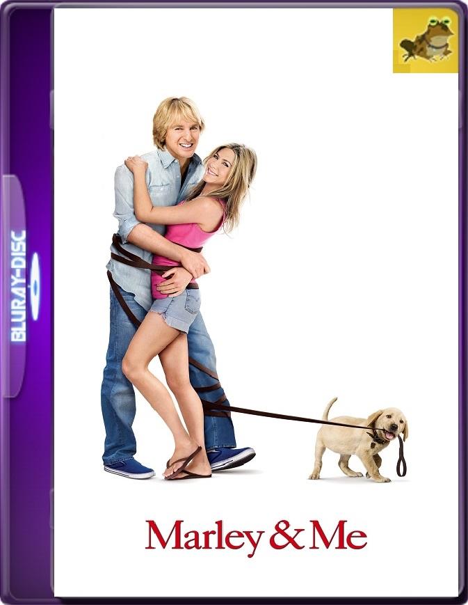 Marley Y Yo (2008) Brrip 1080p (60 FPS) Latino / Inglés