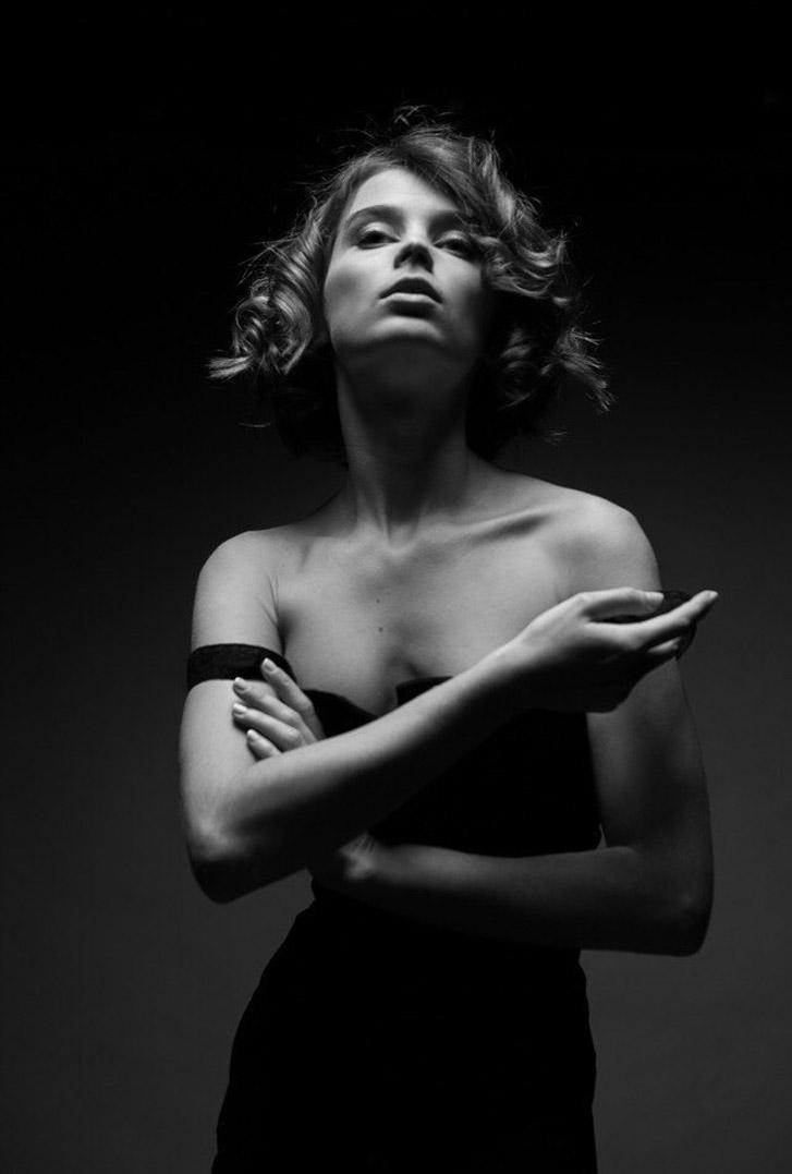 Марта Громова / Marta Gromova by Alex Nemalevich