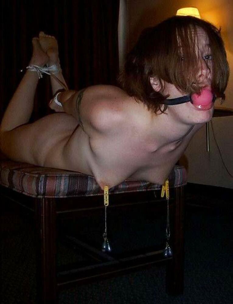 Real bondage sex-5184