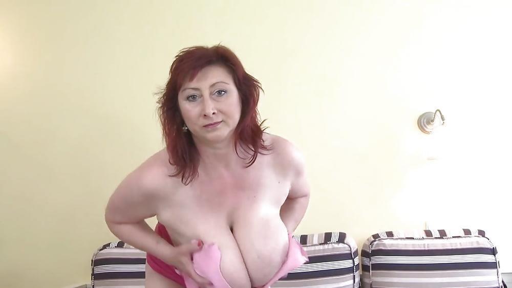 Huge boobs mature porn-6300