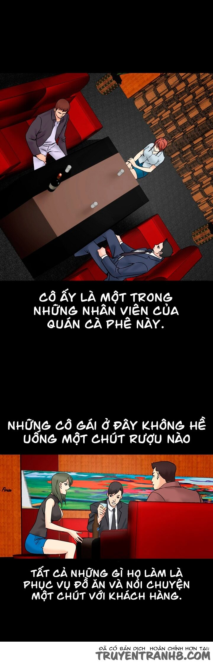 The Taste Of The Hand Chapter 36 - Trang 10