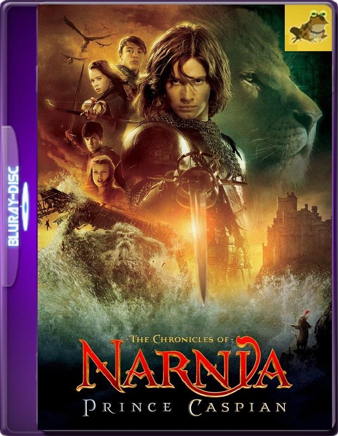 Las Crónicas De Narnia: El Príncipe Caspian (2008) Brrip 1080p (60 FPS) Latino / Inglés
