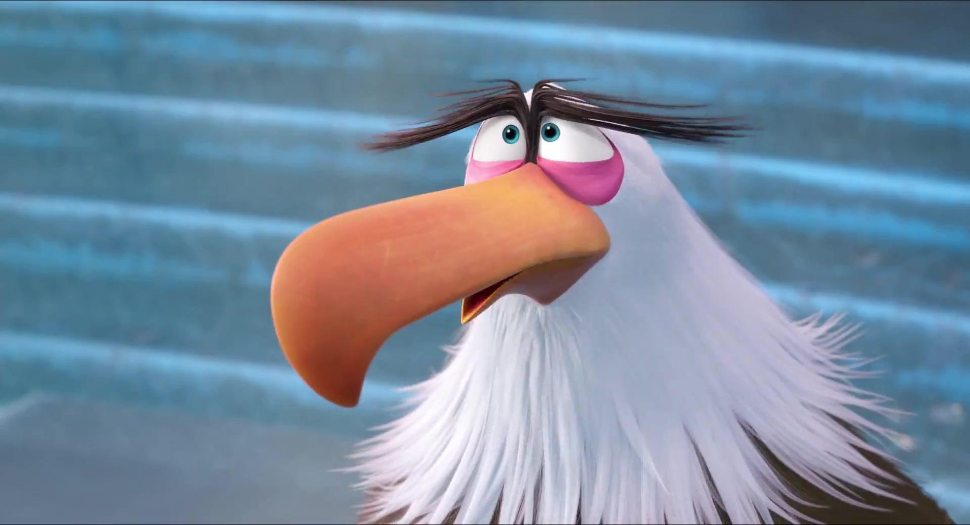 The Angry Birds Movie 2 (2019) 1080p BluRay x264 [Original Multi Audios][Hindi+Telugu+Tamil+English]