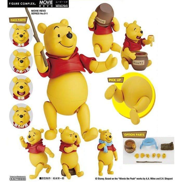 Winnie L'Ourson - Movie Revo - Figure Complex (Revoltech / Disney) JdnvQ9RA_o