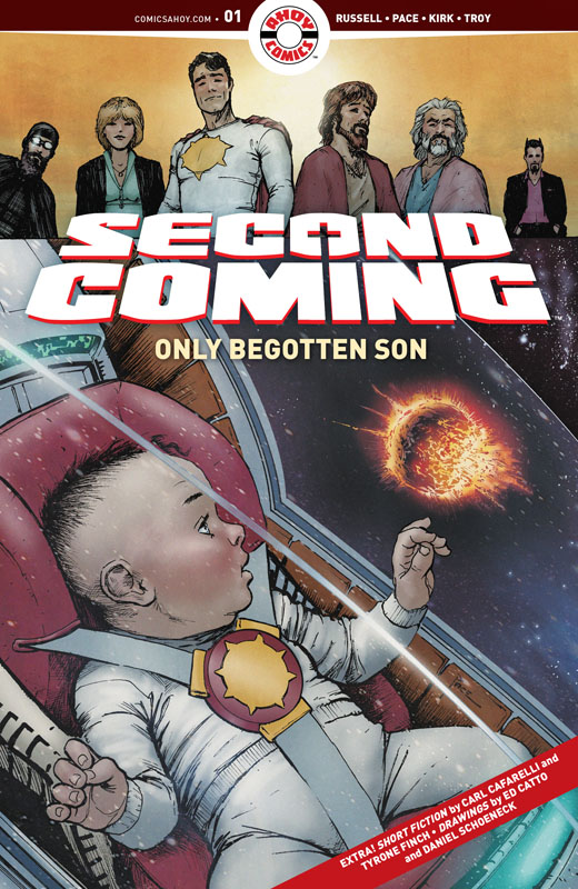 Second Coming - Only Begotten Son 001 (2020)