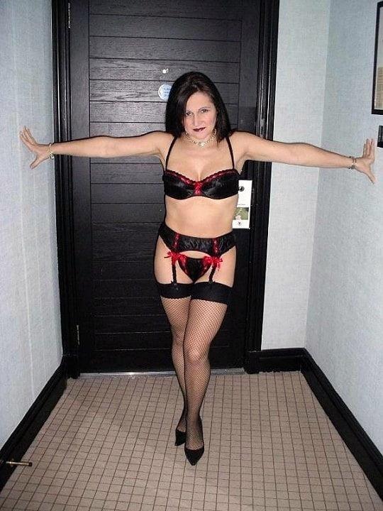 Milf naked lingerie-3902